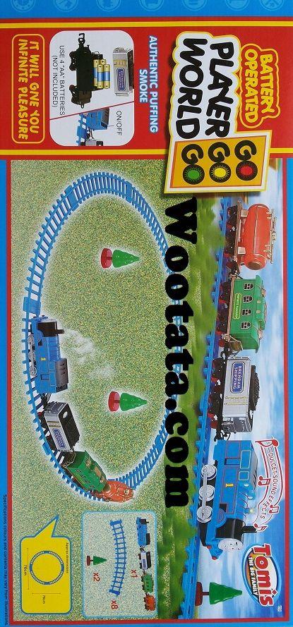 Beli Mainan Kereta Api Tomis The Big Family Mainan Mainan Anak Anak Laki Laki
