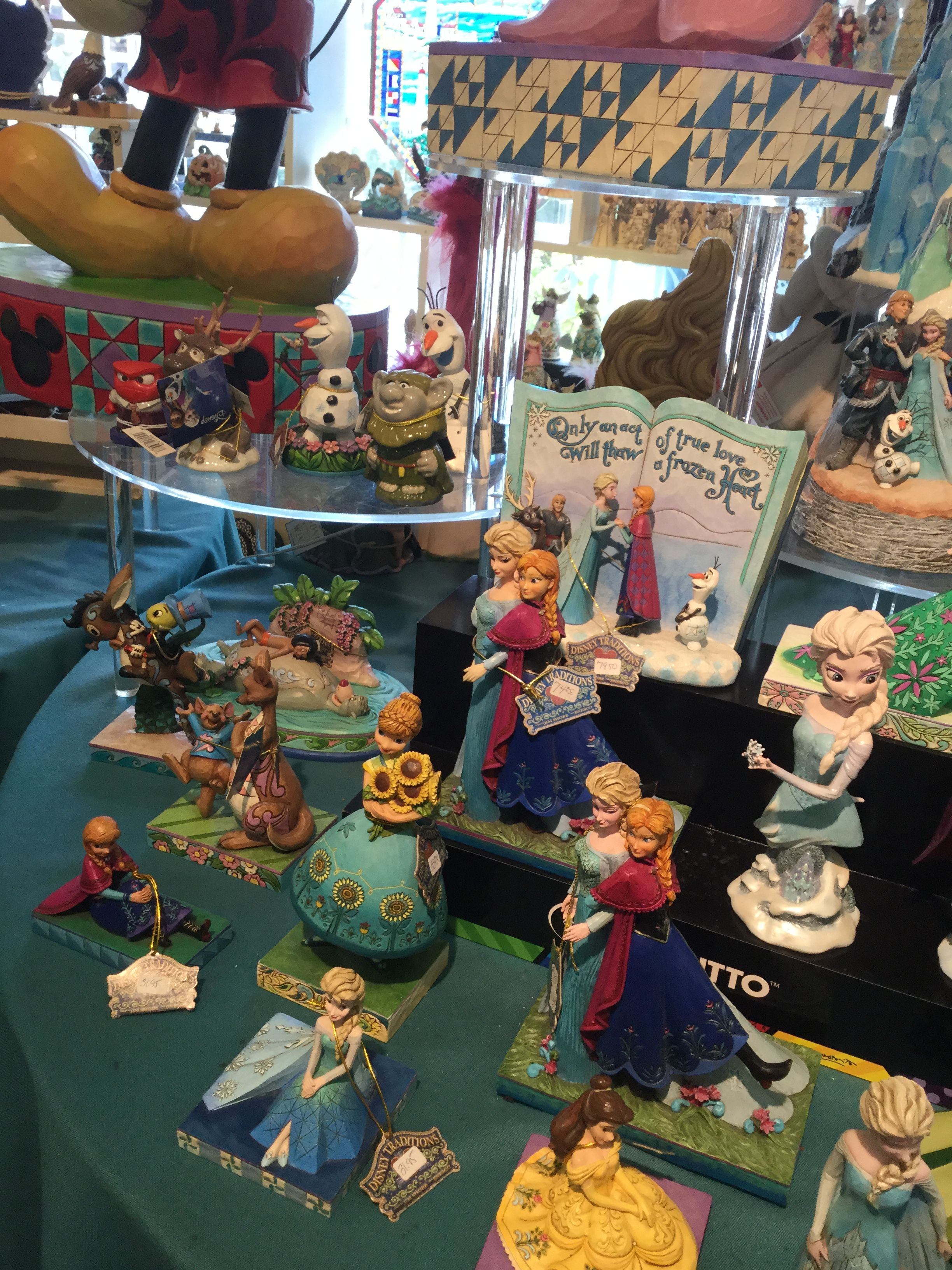 Myrtle Beach Broadway: The Mole Holes- Disney Arts | Places I Have ...