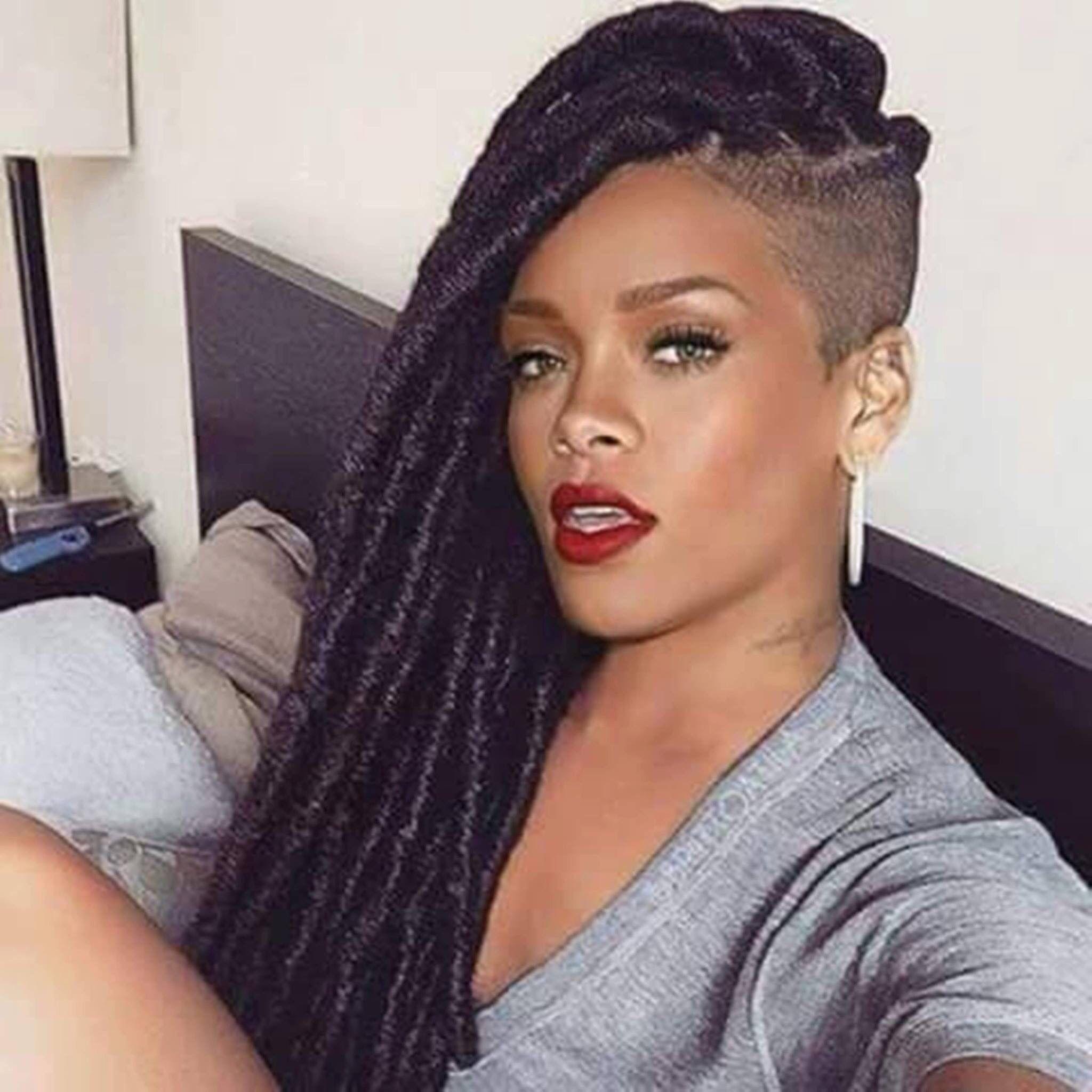 Rihanna | Natural Hair Styles | Pinterest | Rihanna, Locs and Hair style