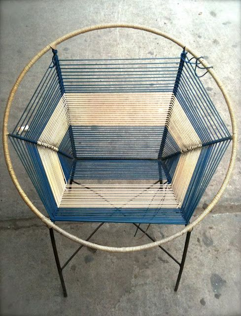peruvian version of acapulco chair, cool1 | home | Pinterest ...