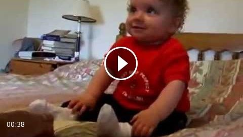 THE FUNNIEST BABY BEST LAUGH
