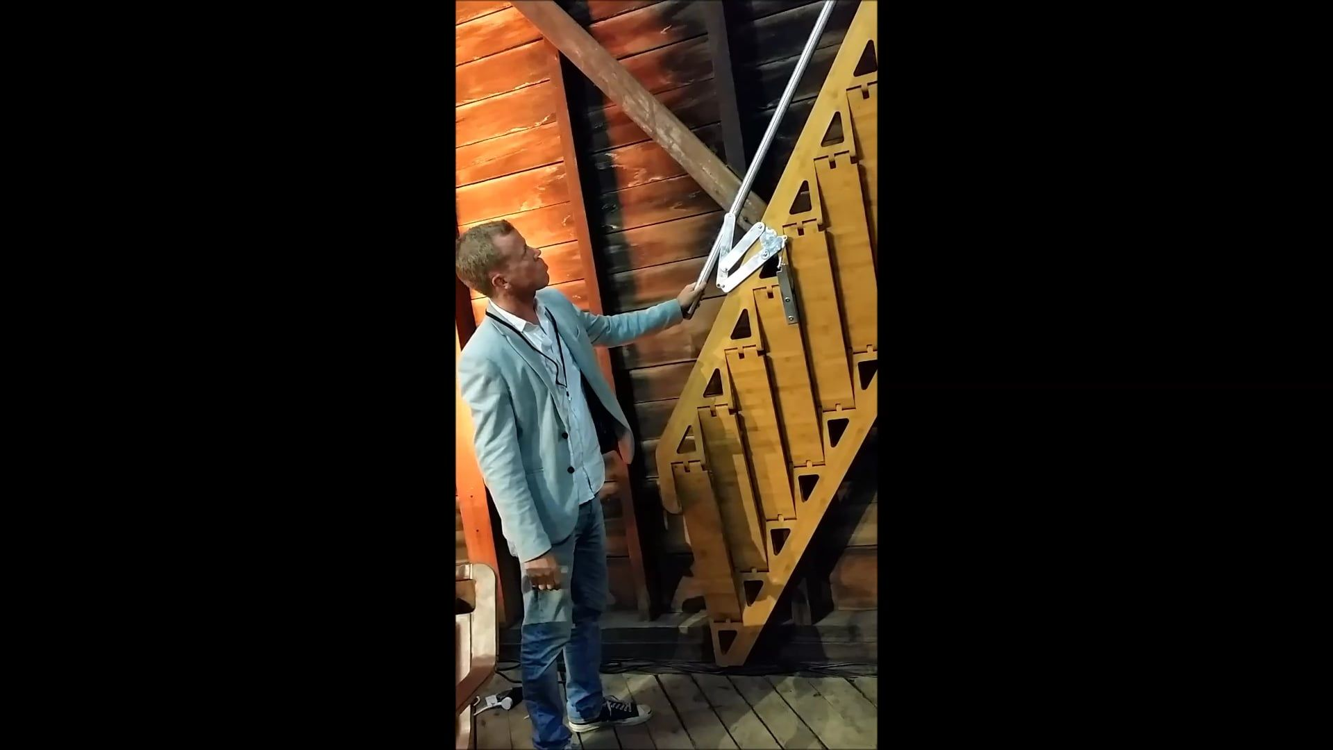 Arc Video With Images Tiny House Stairs House Stairs Stairs