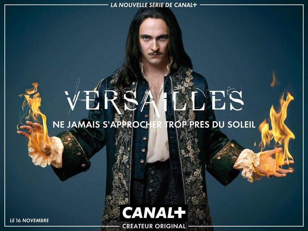 Image result for versailles serie poster