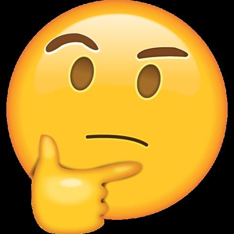 Thinking Emoji Dessin Emoji Emoji Et Images Emoji
