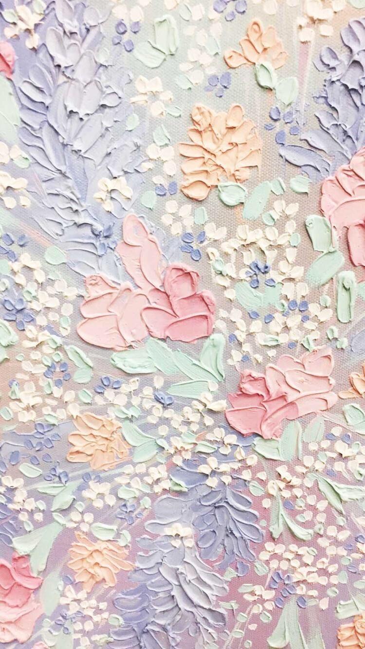 Pin By Alex Lere On Wallpapers Art Wallpaper Flower Wallpaper Wallpapers Vintage