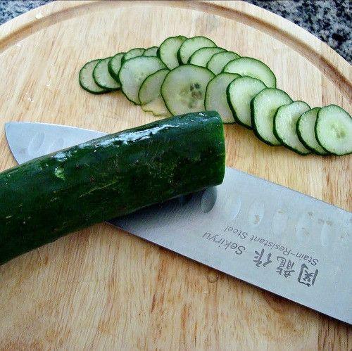 Yamato Sanjaku Japanese Heirloom Cucumber