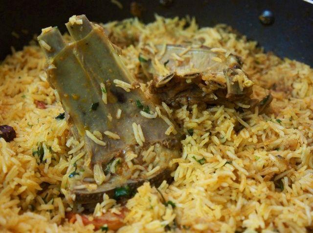 Cook Kabsa Laham With Arabic Rice Recipe Lamb Kabsa Recipe Arabic Rice Recipe Kabsa Recipe