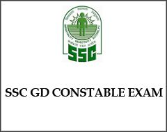 Ssc Gd Constable 2018 Recruitment Exam Complete Details Exam