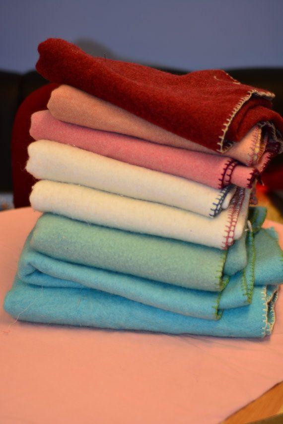 Crib Size Wool Mattress Protector Puddle Pad Etsy Manta De Lana Protectores De Colchon Mantas De Puntos
