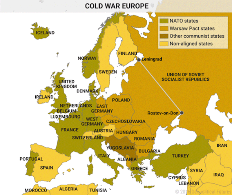 10 Maps That Explain Russia S Strategy Belgium Germany