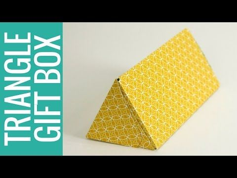 113 Pinched Star Box Gift Bag Punch Board