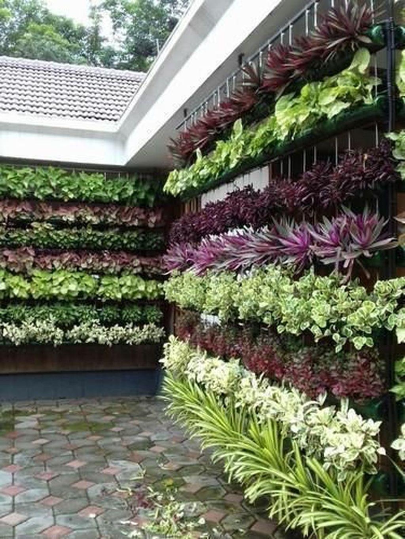 30 Popular Vertical Garden Wall For Outdoors Decor ...