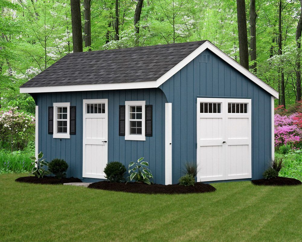 Pin On Shed Plans 12x16