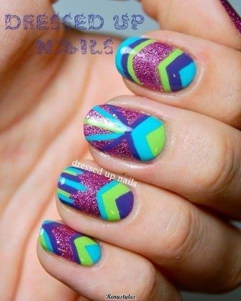 Nail art 2018 simple and very pretty reny styles nails nail art 2018 simple and very pretty reny styles prinsesfo Image collections