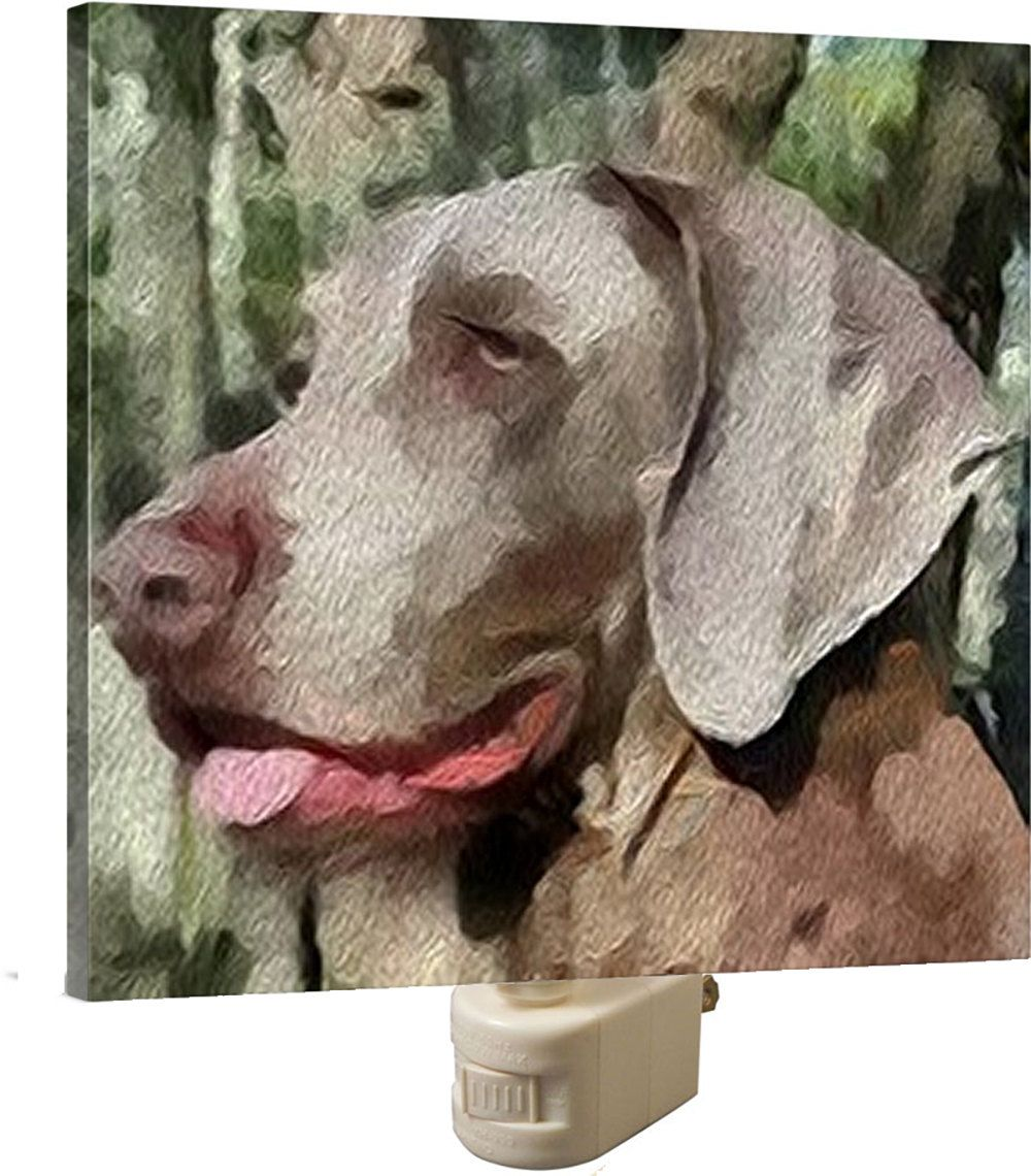 Weimeraner 'Rocky' Night Light by DoggyLips by DoggyLips on Etsy