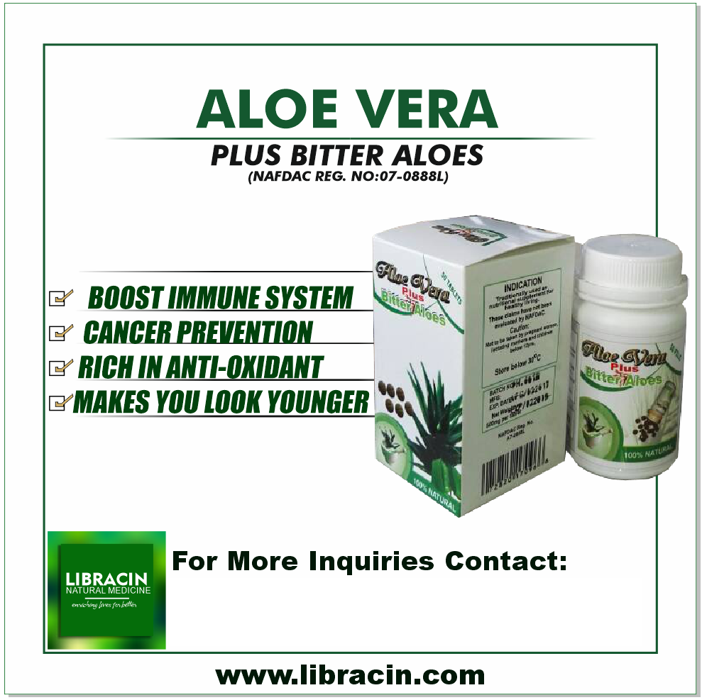 The world have recognized the beneficial effects of Aloe