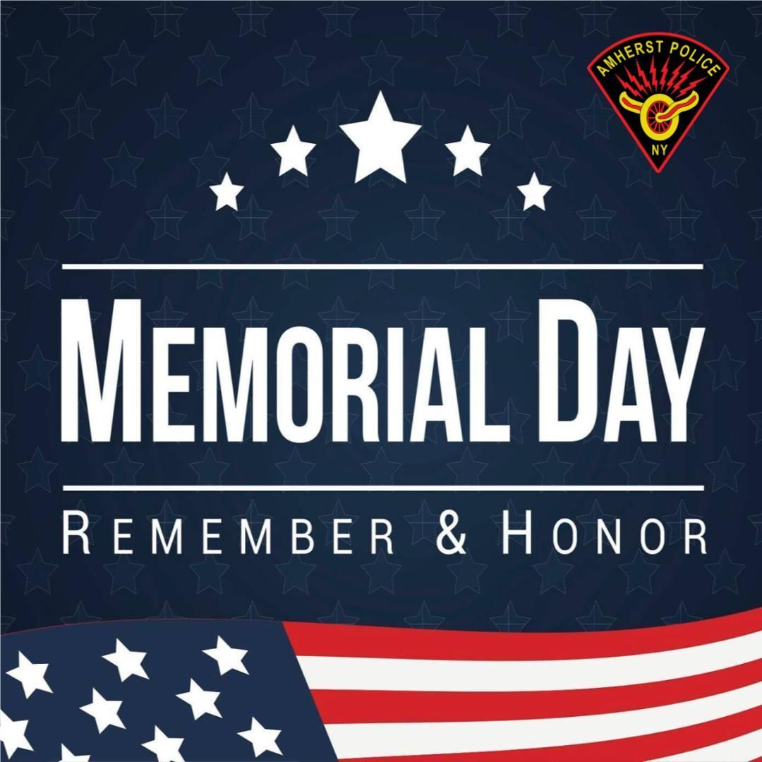 Memorial Day 2019 Memorial Day Originally Called