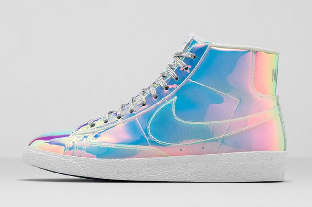 Nike Blazer Irisé Shopstyle France