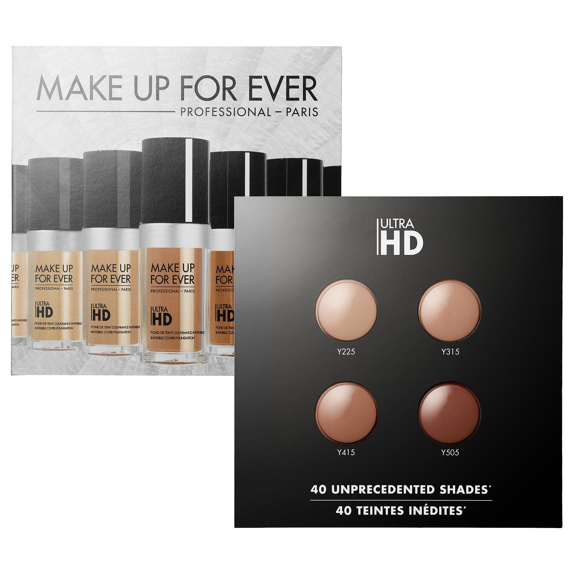 Make Up For Ever, Ultra HD Invisible Cover Foundation