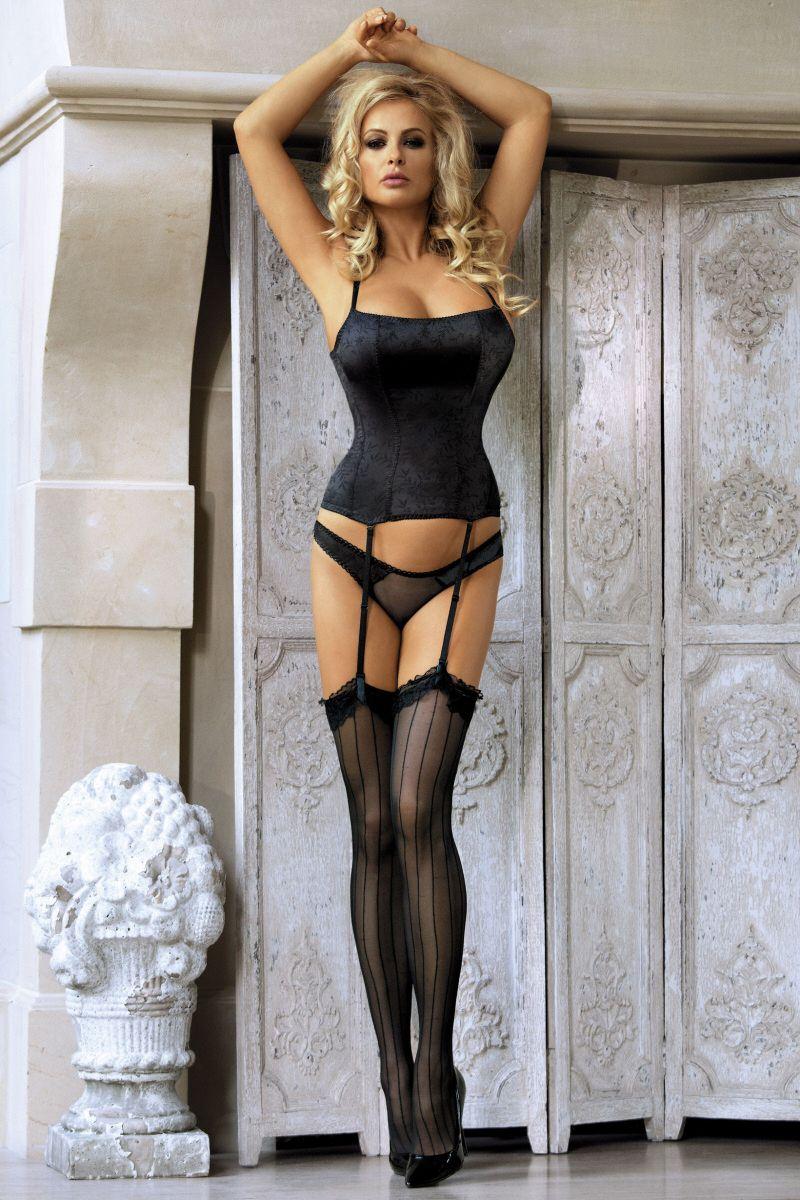 Mature milf see through lingerie