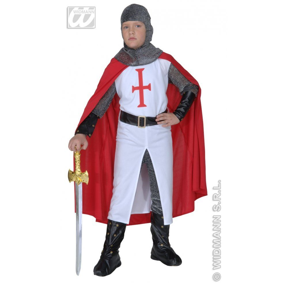 Monty Python Holy Grail Crusader Knight Deluxe - Kids Costume ...