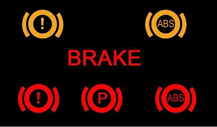 What Is The Glowing Car Brake Light Indicating Click On The Link