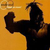 Keep on Movin' [CD]