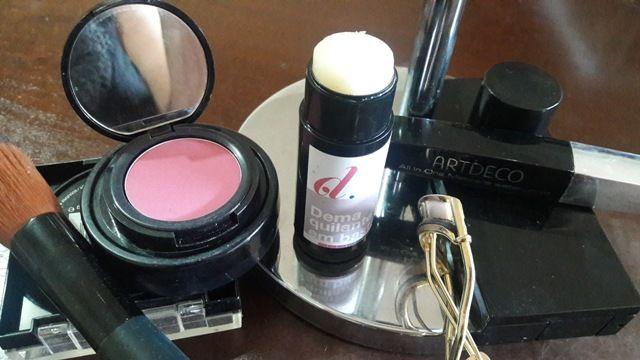 Demaquilante: Derrete Maquiagem - Galena Farmacêutica - Alérgica e Produzida   Blog para Mulheres Alérgicas