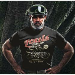Photo of Louis Garage T-Shirt black M LouisLouis