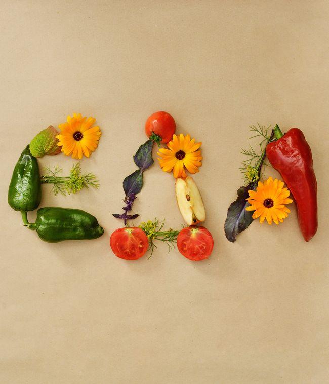 Creative Ways To Write Words creative way to write words, photomaya klyam | food & drinks