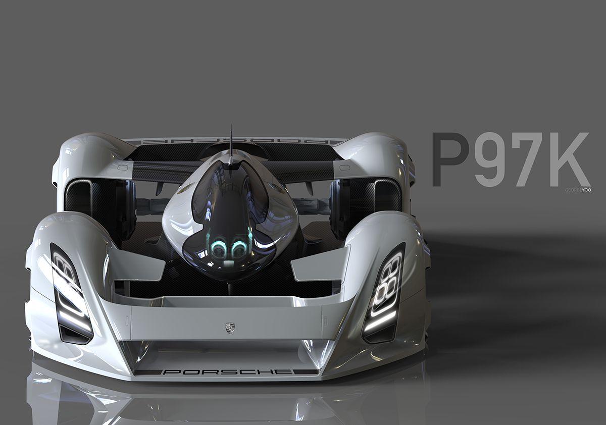 Case Study P97k Concept On Behance Futuristic Cars Concept Car Design Concept Cars