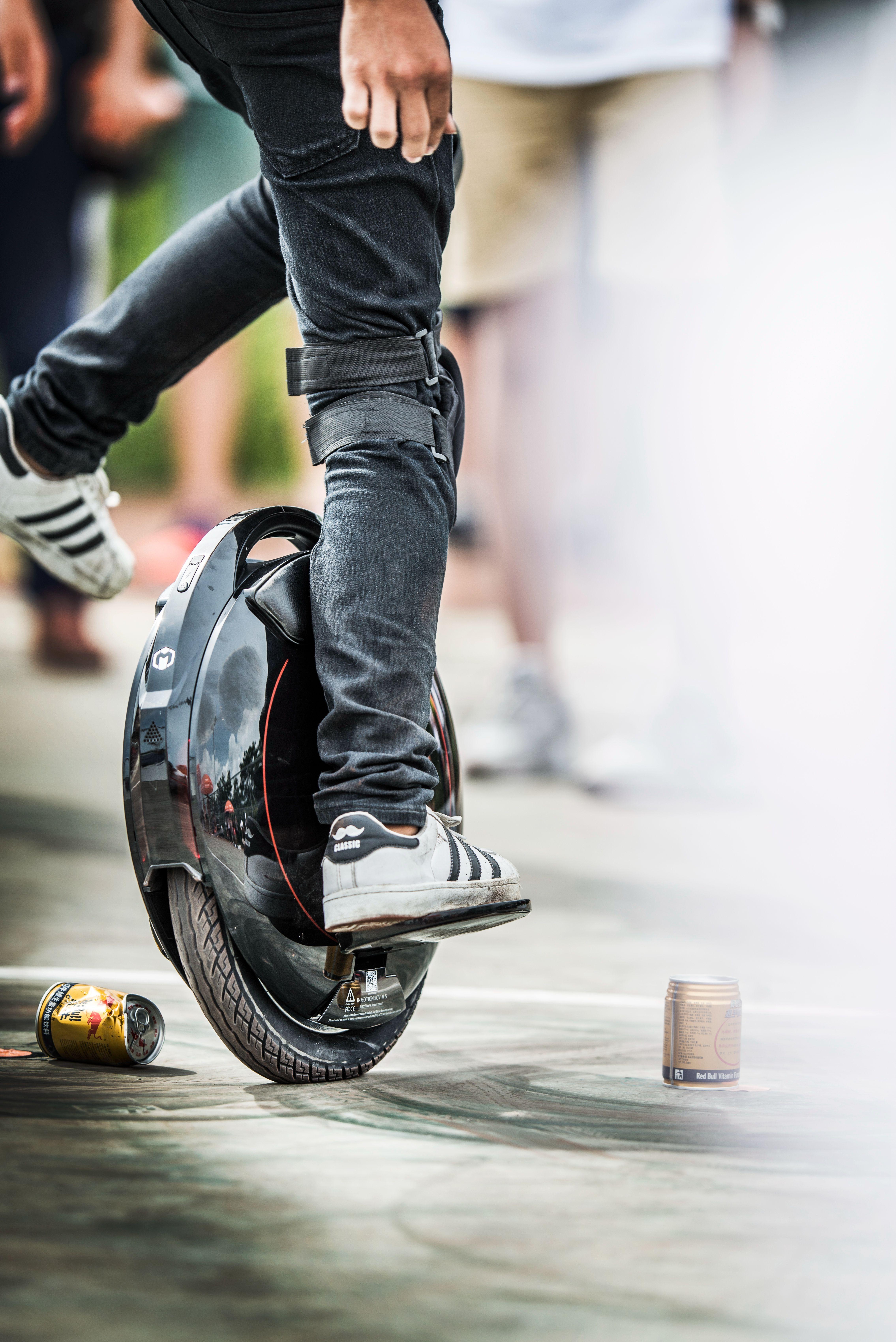 Single Wheel Electric Unicycle