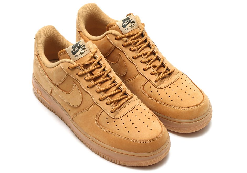 new products adfcb 5104d Who's Copping The Nike Air Force 1 Low Flax This Fall Season? | New ...