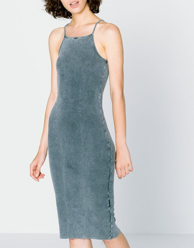 Dress - Pull&Bear