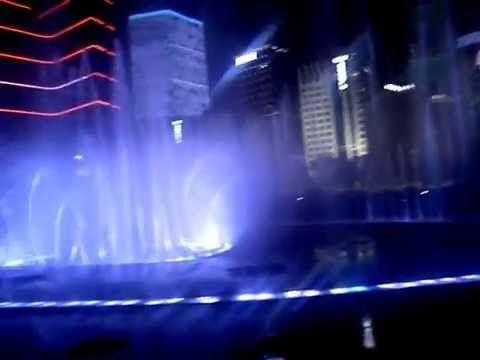 Marvellous Dancing Fountain Musical Fountain, Fuente Musical Maravillosas Fuente Danzante