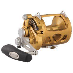 Penn International Vis Gold Two Speed Lever Drag Reel Saltwater Reels Fishing Reels Trolling Reels