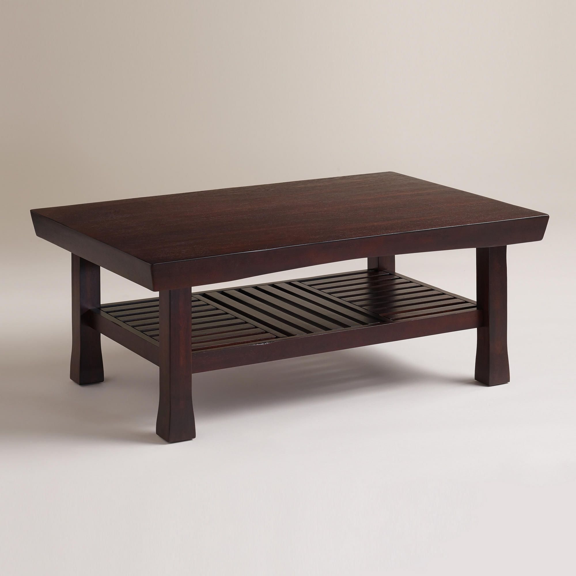 Incroyable My One Day Coffee Table. My Favorite. Hako Coffee Table | World Market