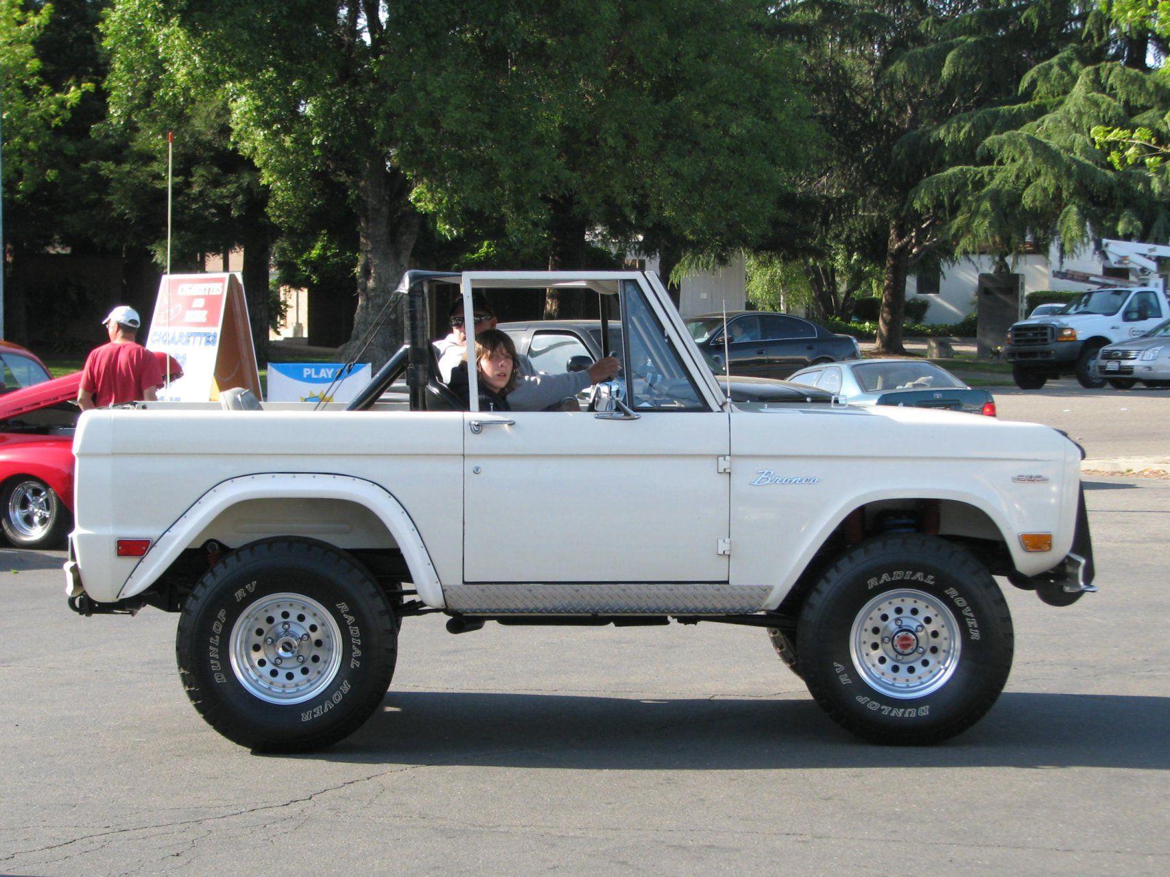 Vintage Ford Bronco | Ford Broncos are Back! | Pinterest | Ford ...