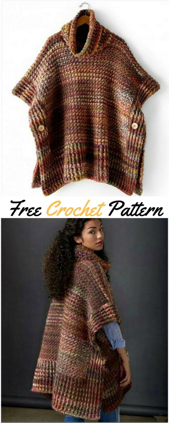 Crochet Pullover Sweater Pattern All The Best Ideas Tejidos