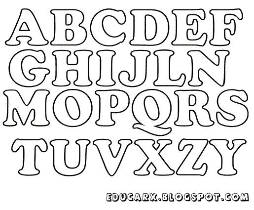Excepcional Modelo de letras para cartaz | fonts | Pinterest | Modelo de  EW78