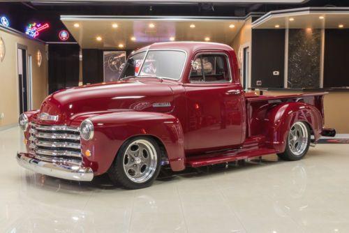 1953 Chevrolet 3100 Pickup Trucks Chevy Trucks Vintage Trucks