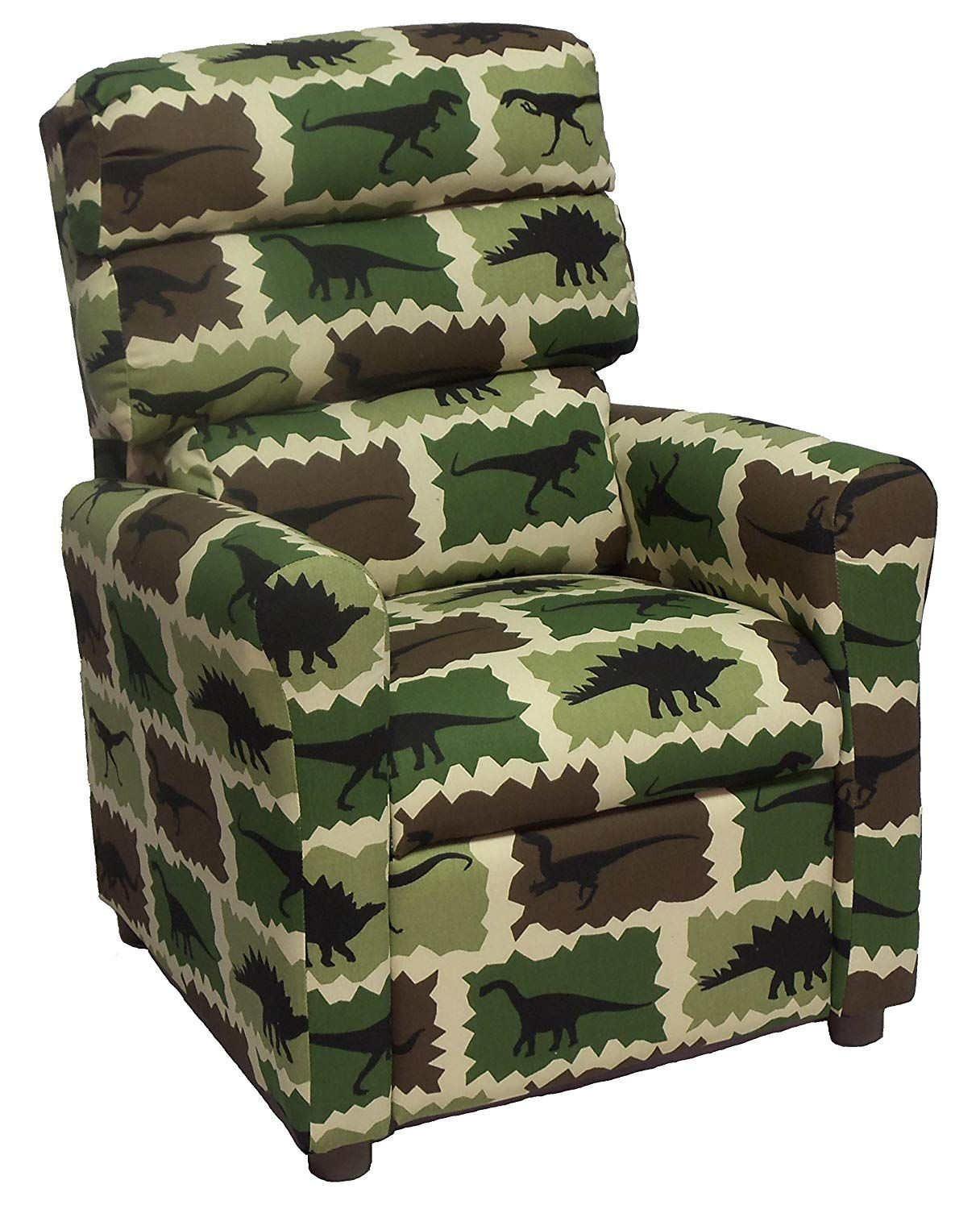 camo recliner chair covers