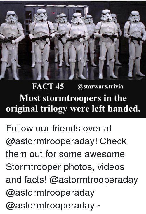 Who Knew Left Handed Memes Original Trilogy Trilogy
