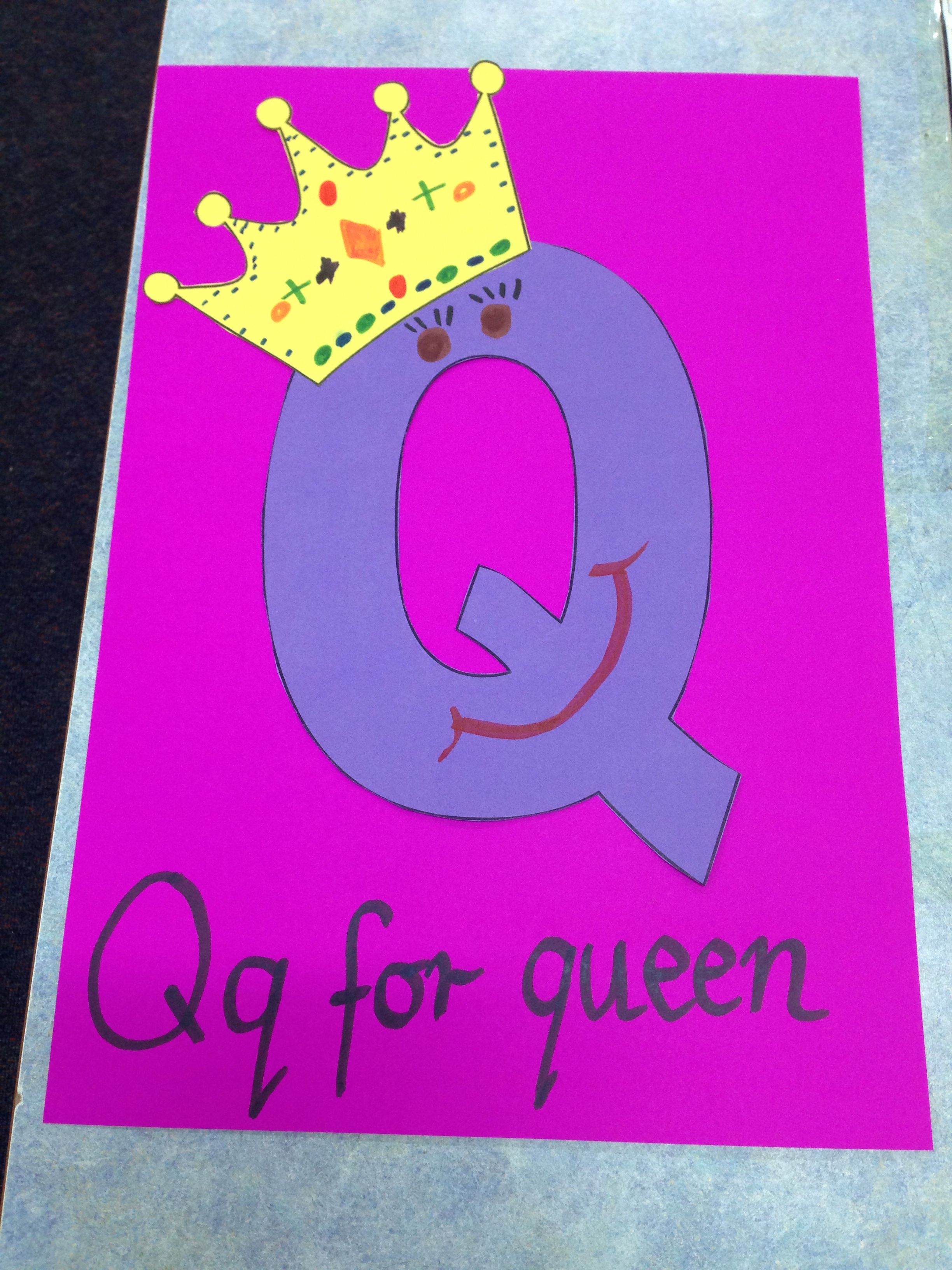 Qq For Queen