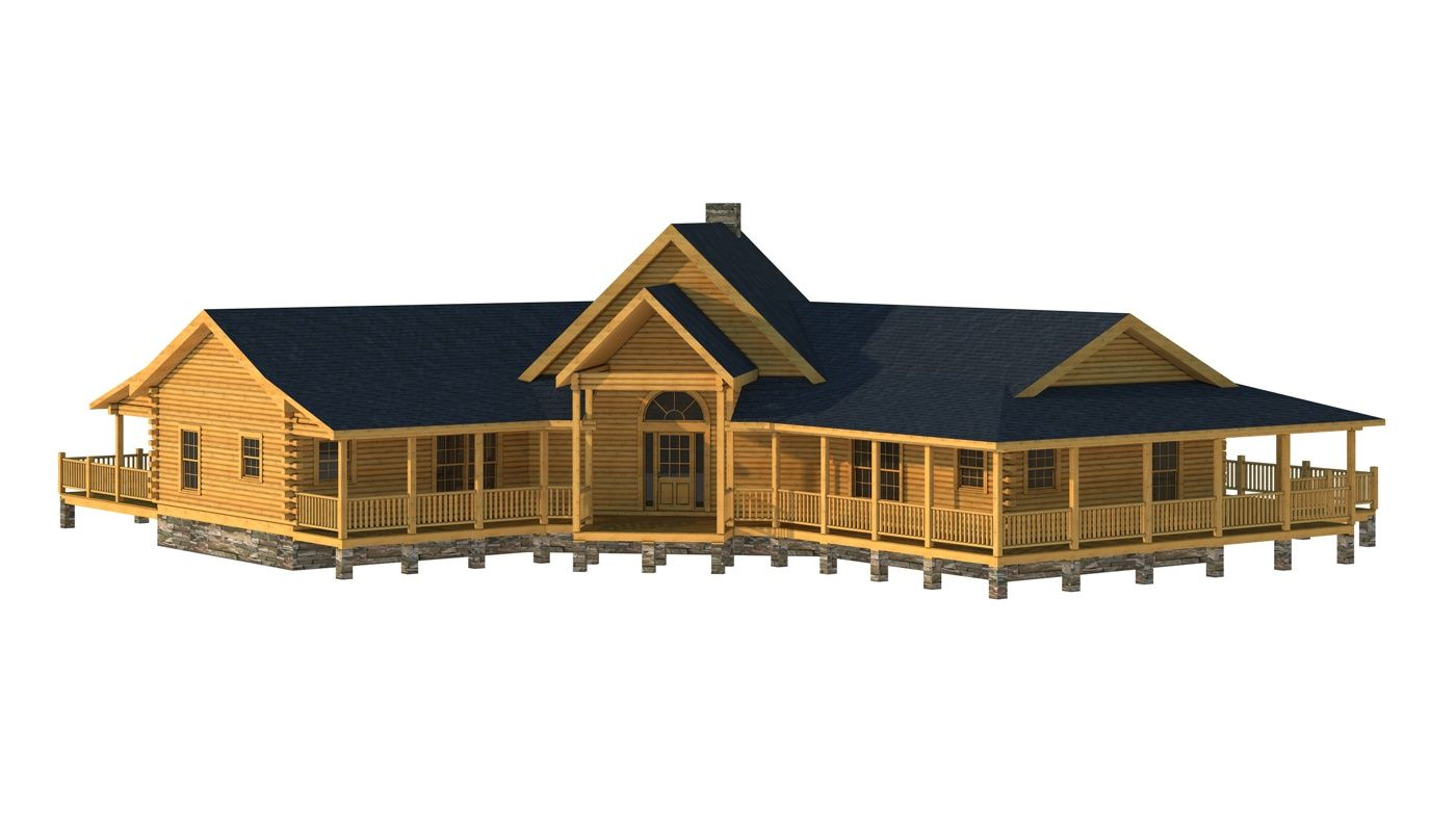 Edgecombe Log Home Cabin Plans Southland Log Homes Log Homes Log Home Plans Log Cabin Floor Plans