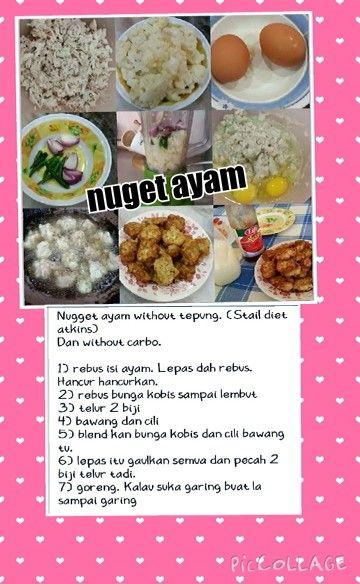 Nuget Ayam Makanan Dan Minuman Resep Masakan Makanan