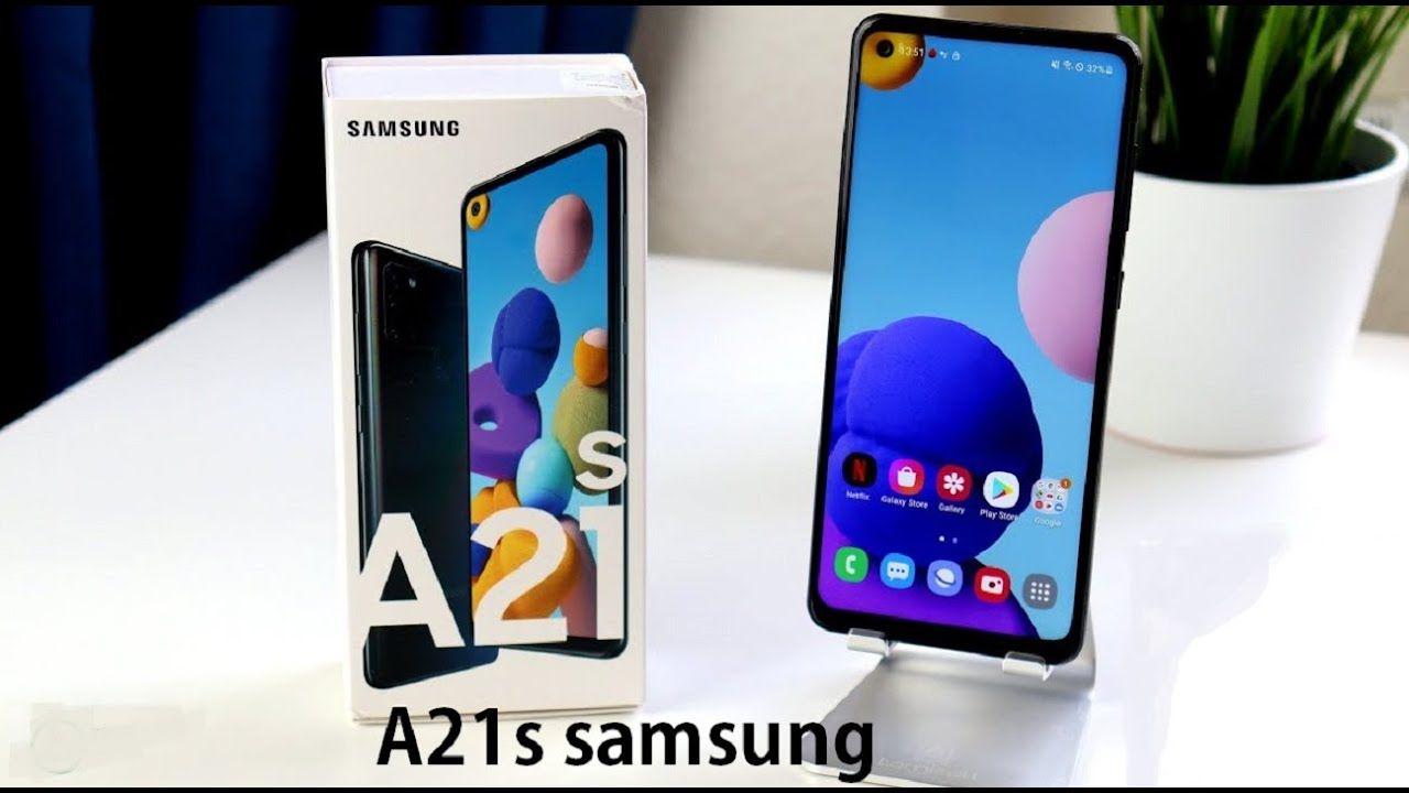 فتح علبة سامسونج A21s فتح صندوق A21s Samsung Youtube Samsung A21