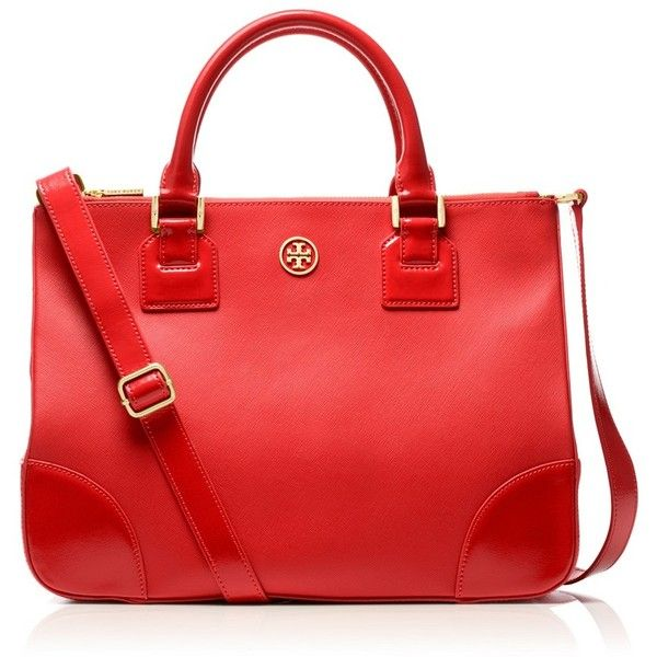 #wholesaledesignerbase  #Tory Burch Robinson Double Zip Tote  found on Polyvore, #chanel #bags, #coach #bags, #lv #bags