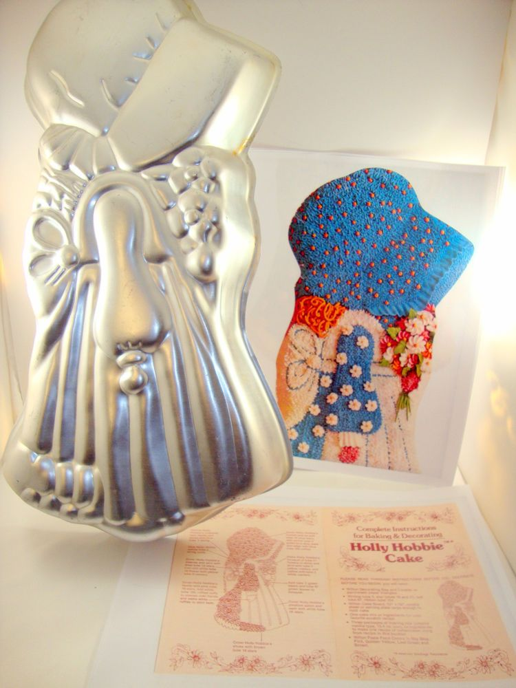 little mermaid cake pan instructions