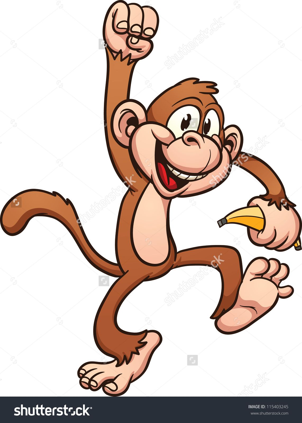 Image result for monkey clip art | aNiMaL cLiP-ArT | Pinterest